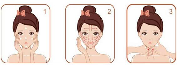 但是大多数mm对护肤品的使用顺序至今还一头雾水